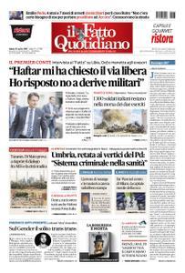 Il Fatto Quotidiano - 13 aprile 2019