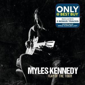 Myles Kennedy - Year of the Tiger (Best Buy Deluxe Edition) (2018)