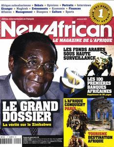 New African, le magazine de l'Afrique - Automne 2007