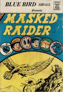 Masked Raider 001 1959
