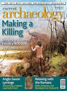 Current Archaeology - Issue 284