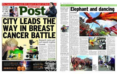 Nottingham Post – March 26, 2018