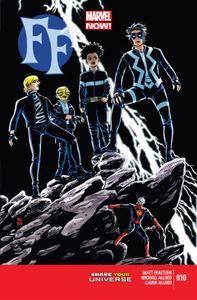 Fantastic Four 627 2 FF 010 2013 Digital