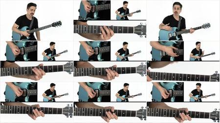 Corey Congilio's Blues Guitar Fakebook: Rhythm Vol. 1