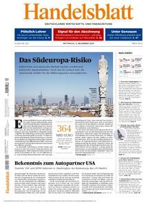 Handelsblatt - 05. Dezember 2018