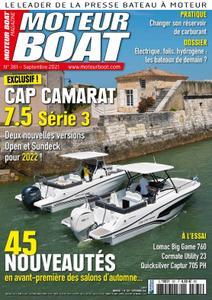 Moteur Boat - septembre 2021