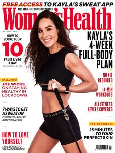 Women's Health UK - July 2020