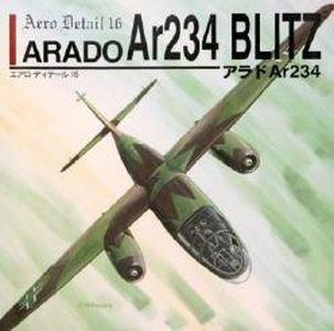 Arado Ar234 Blitz (Aero Detail 16)