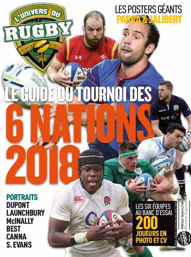 Univers du Rugby - février 2018