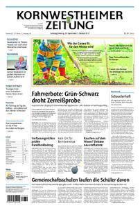 Kornwestheimer Zeitung - 30. September 2017