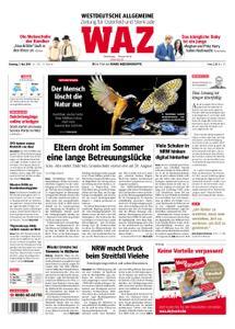 WAZ Westdeutsche Allgemeine Zeitung Oberhausen-Sterkrade - 07. Mai 2019