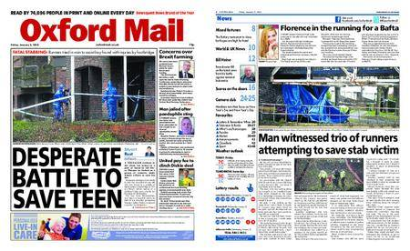Oxford Mail – January 05, 2018