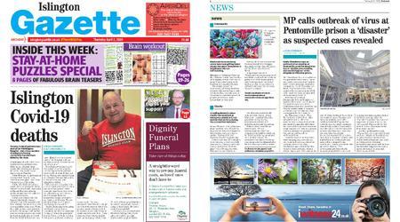 Islington Gazette – April 02, 2020