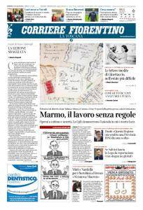 Corriere Fiorentino La Toscana - 15 Luglio 2018
