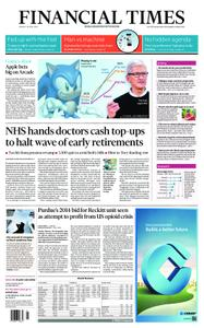 Financial Times UK – April 15, 2019