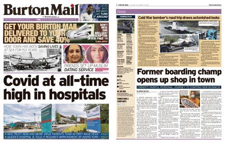 Burton Mail – November 10, 2020