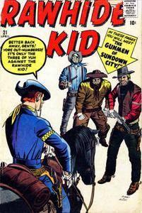 Rawhide Kid v1 021 1960 Gambit