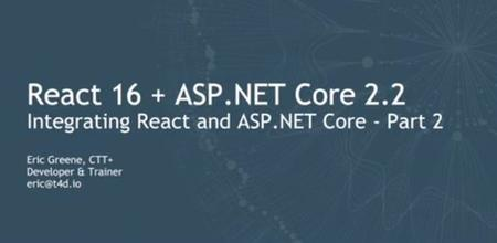 Integrating React and ASP.NET Core
