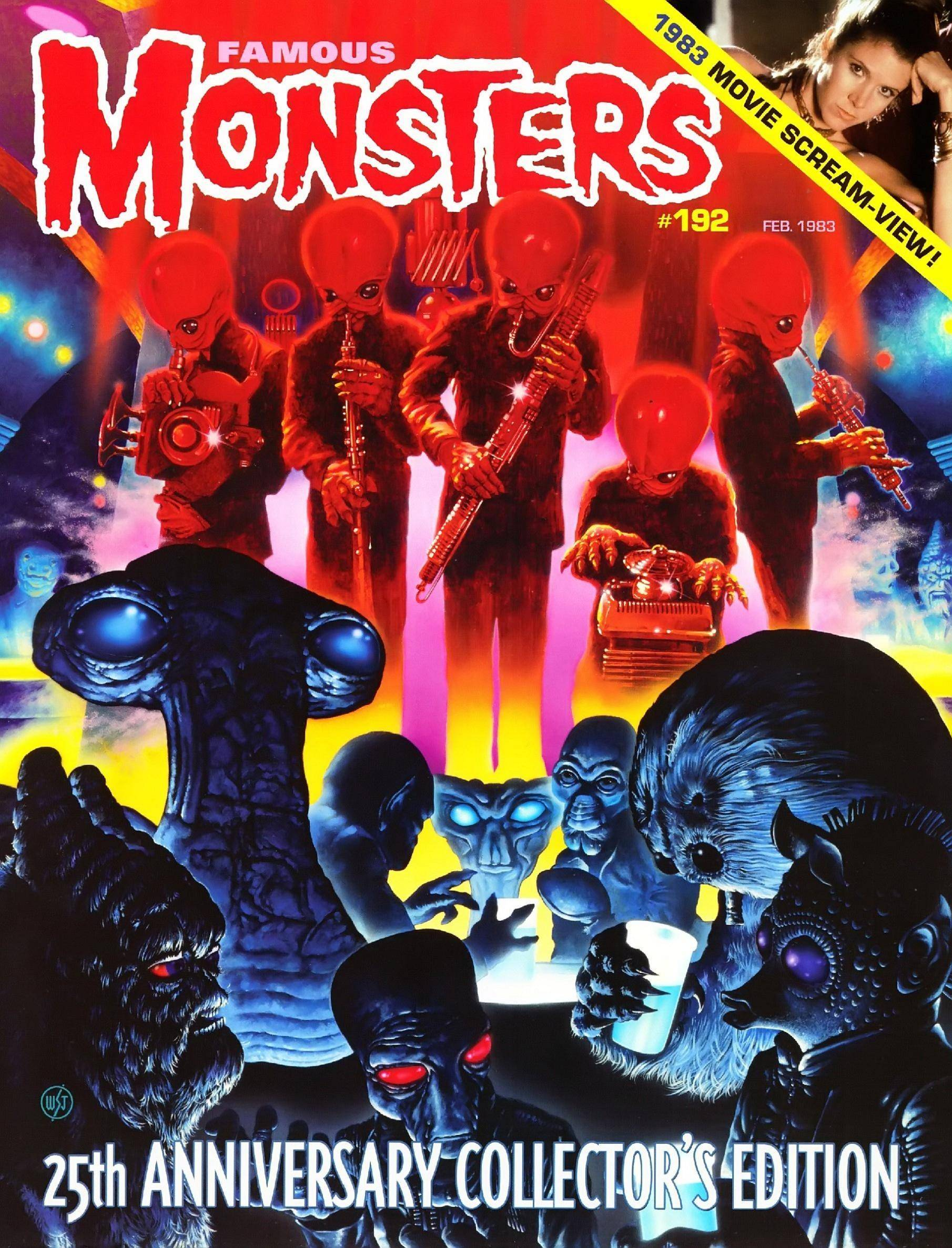 Famous Monsters of Filmland 192 1983 reprint 2012