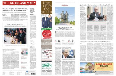 The Globe and Mail – March 11, 2020
