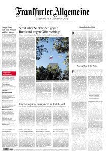 Frankfurter Allgemeine Zeitung - 4 September 2020