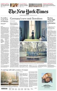 International New York Times - 29 May 2019