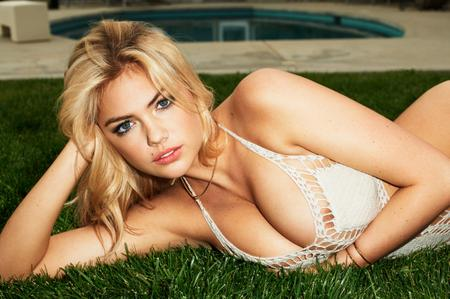 Kate Upton by Terry Richardson for GQ Magazine July 2012