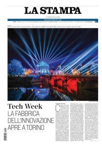 La Stampa Imperia e Sanremo - 24 Giugno 2019