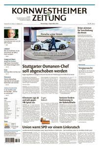 Kornwestheimer Zeitung - 05. September 2019