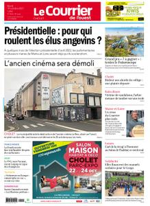 Le Courrier de l'Ouest Cholet – 19 octobre 2021