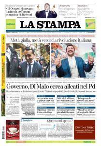 La Stampa Imperia e Sanremo - 6 Marzo 2018