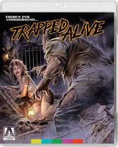 Trapped Alive (1988) + Extras