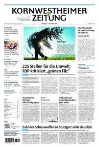 Kornwestheimer Zeitung - 27. November 2017