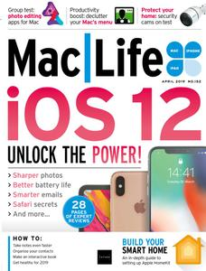MacLife UK - April 2019