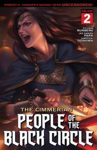 The Cimmerian-People of the Black Circle 002 2020 digital NeverAngel