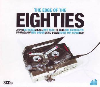 Various Artists - The Edge Of The Eighties (2008) {3 CD Set Sony BMG 88697293402}