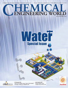 Chemical Engineering World - August 2019
