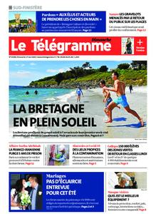 Le Télégramme Ouest Cornouaille – 17 mai 2020