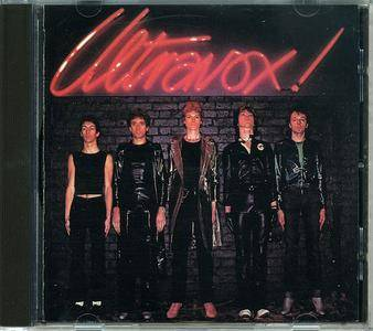 Ultravox - Ultravox! (1977)