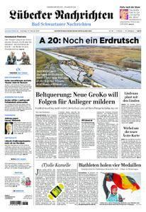 Lübecker Nachrichten Bad Schwartau - 13. Februar 2018