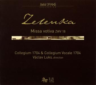 Václav Luks, Collegium Vocale 1704 - Zelenka: Missa votiva ZWV 18 (2008)