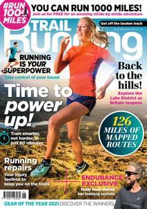 Trail Running - June/July 2021