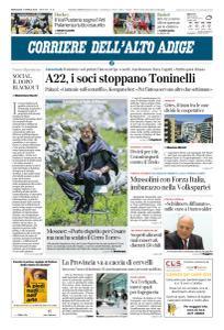 Corriere dell'Alto Adige - 17 Aprile 2019