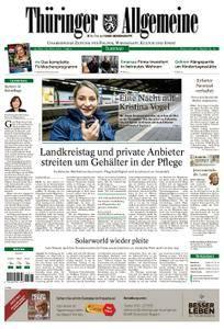 Thüringer Allgemeine Ilmenau - 29. März 2018