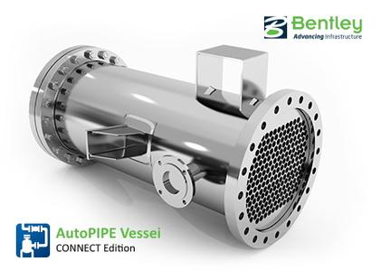 AutoPIPE Vessel CONNECT Edition V41 Update 4