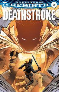 Deathstroke 002 2016 2 covers Digital Zone-Empire