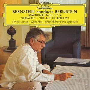"Leonard Bernstein - Bernstein: Symphony No.1 ""Jeremiah"" & No.2 ""The Age of Anxiety"" (1978/2017) [24/96]"