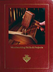 Woodworking Skills & Projects