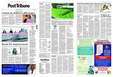 Post-Tribune – April 05, 2020