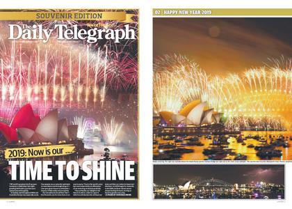 The Daily Telegraph (Sydney) – January 01, 2019